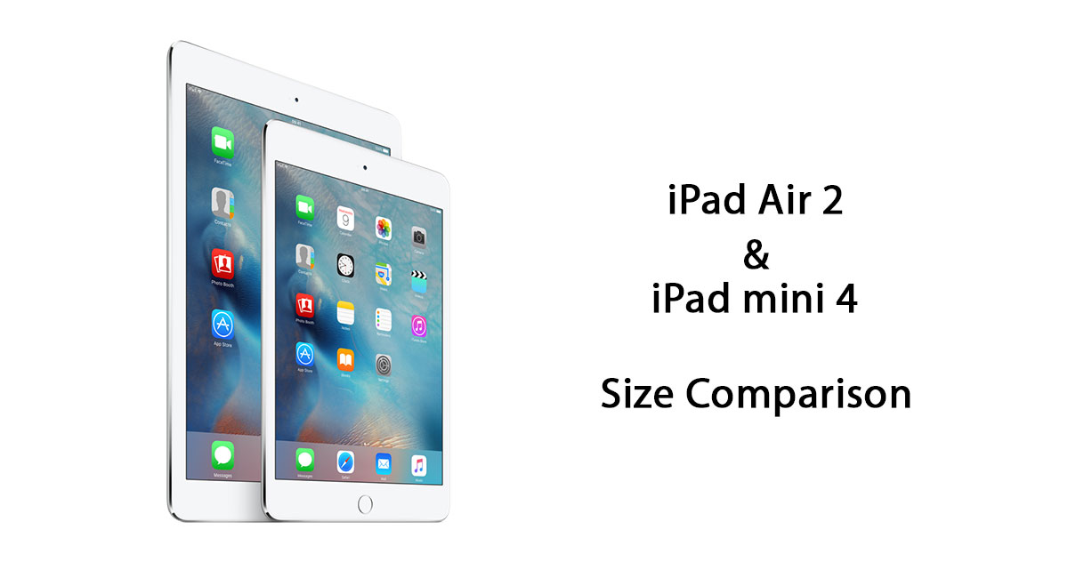 iPad Air 2. Thinner better display
